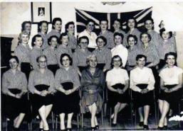 Charter members 1958
