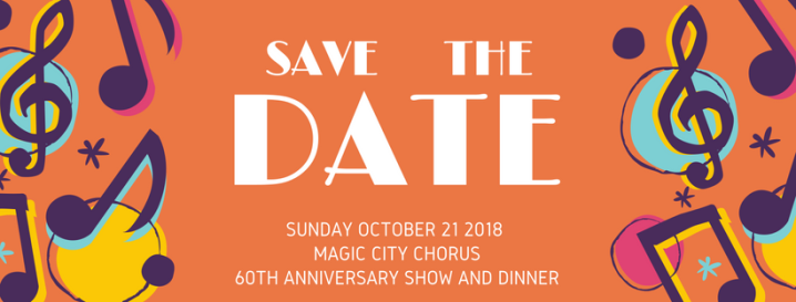 Save the Date Anniversary Show